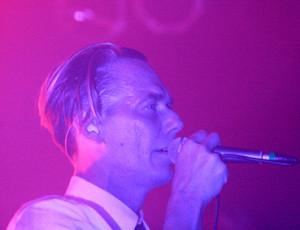 Covenant-Sänger Eskil Simonssen
