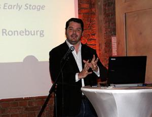 Keynote-Speaker Alfonso von Wunschheim