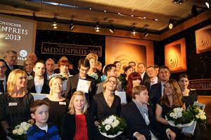Gruppenbild Preisträger & Laudatoren