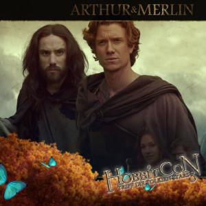 hobbitcon_3-arthur_und_merlin