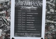 Hannovers Metalszene rockt mit Grailknights, Ember Sea uvm.